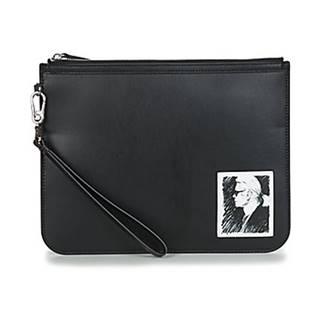 Vrecúška/Malé kabelky Karl Lagerfeld  KARL LEGEND CLUTCH ELEGANCE