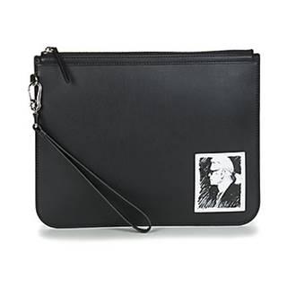 Vrecúška/Malé kabelky Karl Lagerfeld  KARL LEGEND CLUTCH LUXURY