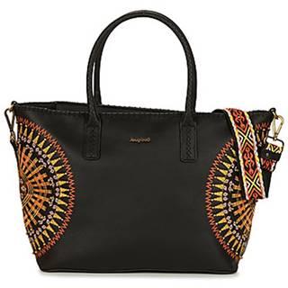Veľká nákupná taška/Nákupná taška Desigual  AFRICAN MANDALA HOLBOX