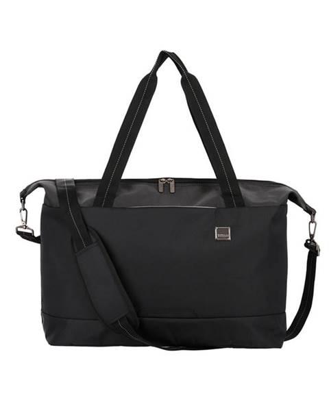 Titan Prime Travel Bag Black