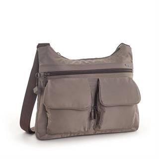 Hedgren Shoulderbag Prarie RFID Sepia brown Tone on Tone