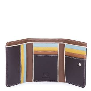Mywalit Medium Tri-fold Wallet Mocha