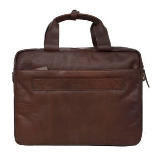 Strellson Coleman 2.0 Briefbag MHZ Dark brown
