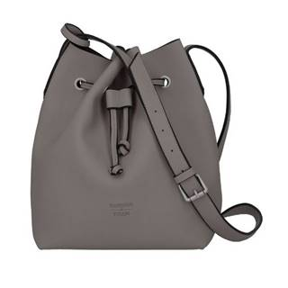 Titan Barbara Pure Bucket Bag Grey