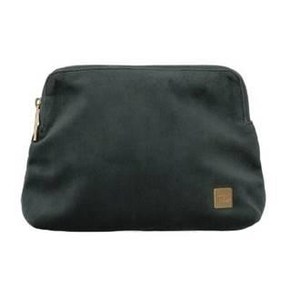 Titan Barbara Velvet Cosmetic Bag Forest Green