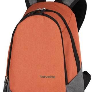 Travelite Basics Mini-Backpack Coral