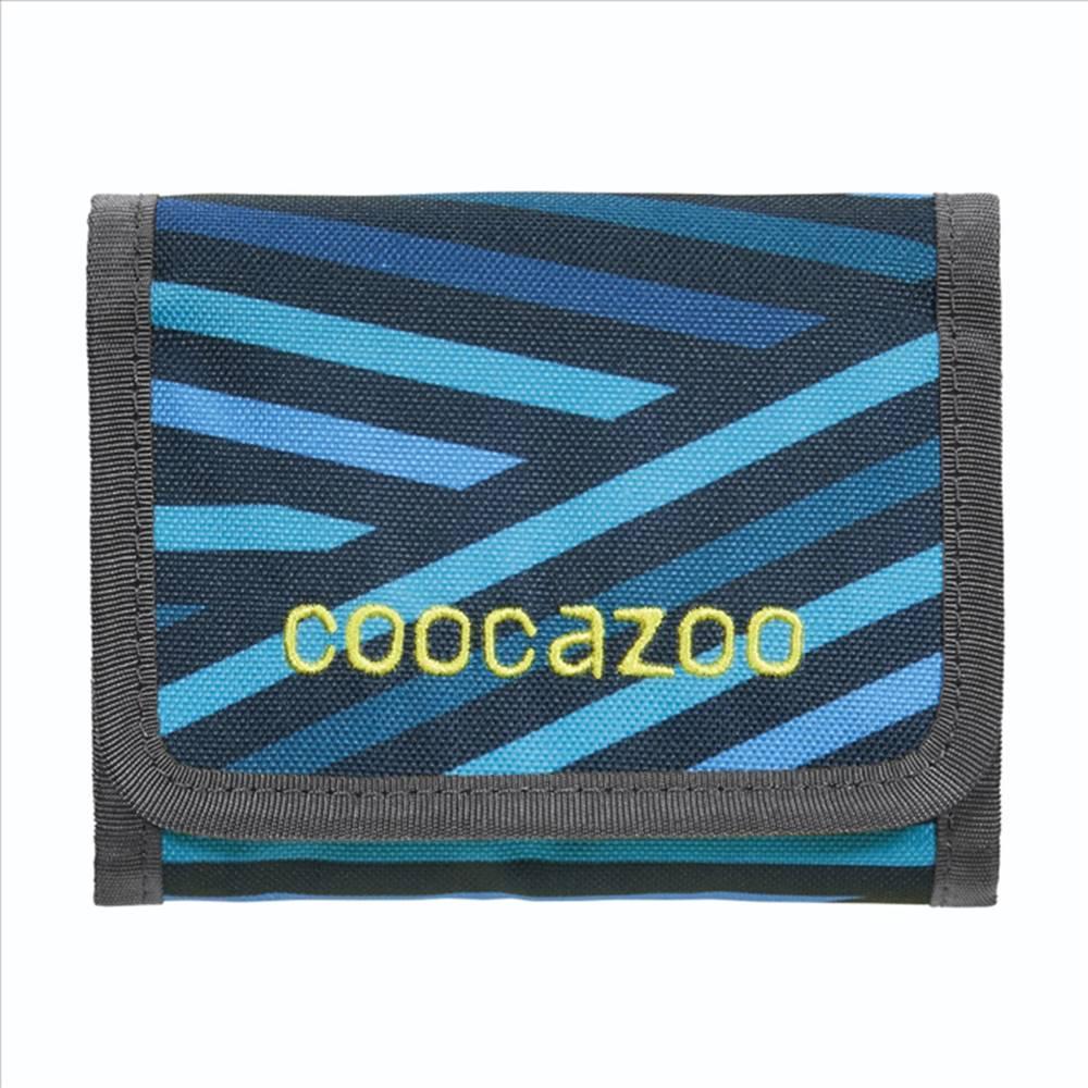 Coocazoo Coocazoo CashDash Zebra Stripe Blue