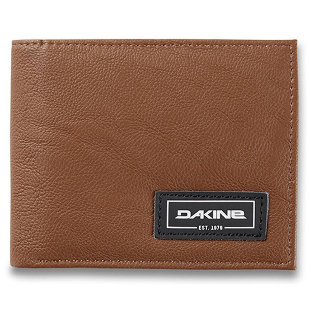 Dakine Dakine Riggs Coin Wallet Brown
