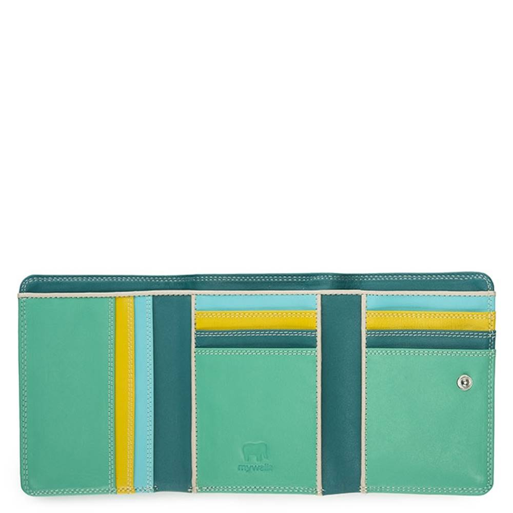 Mywalit Mywalit Medium Tri-fold Wallet Mint