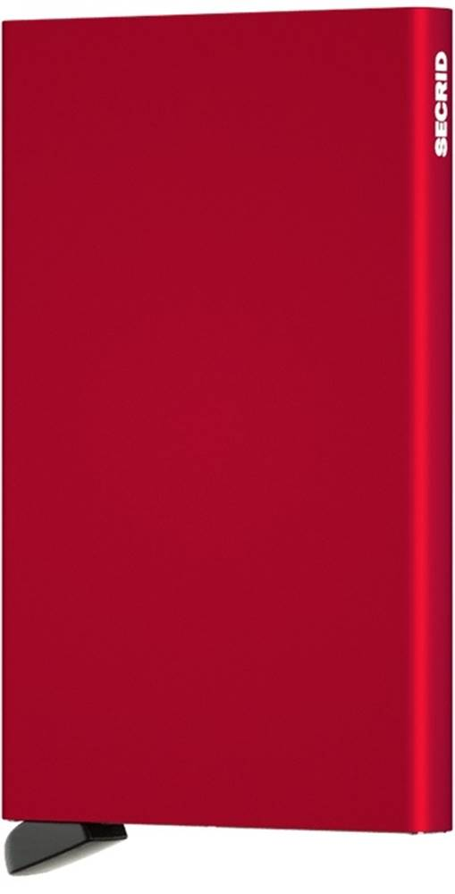 Secrid Secrid Cardprotector Red