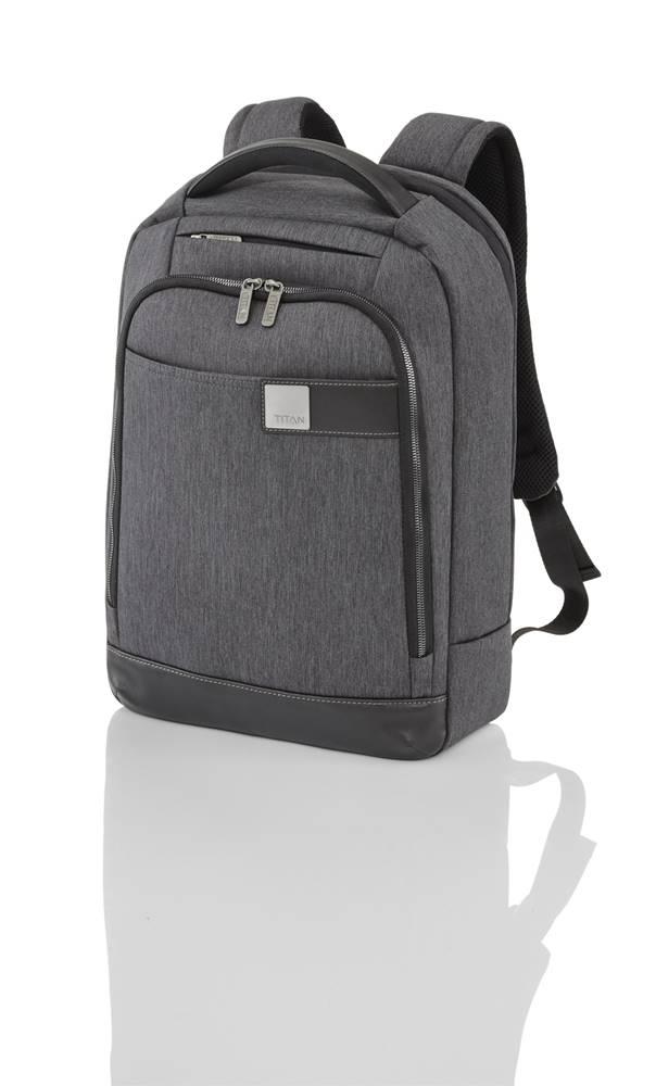 Titan Titan Power Pack Backpack Slim Anthracite