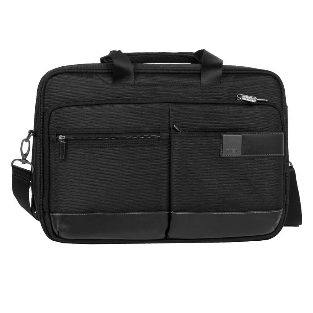 Titan Titan Power Pack Laptop Bag L Black