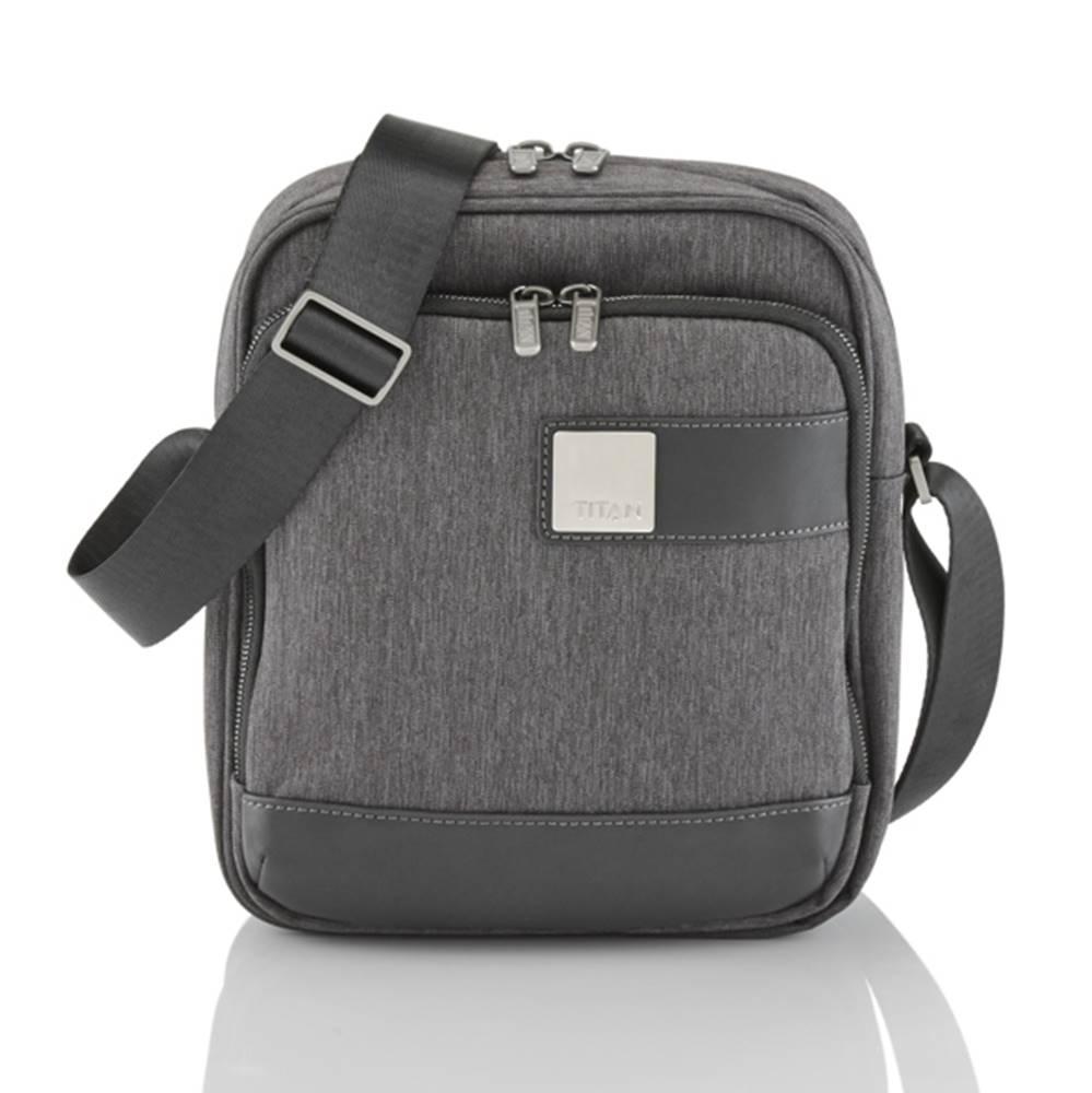 Titan Titan Power Pack Shoulder Bag Anthracite