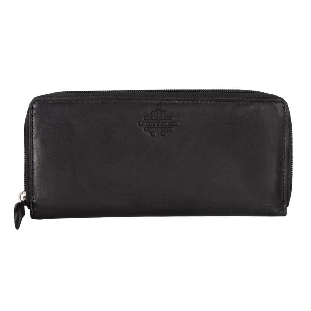 Travelite Travelite Lichtblau Wallet Black