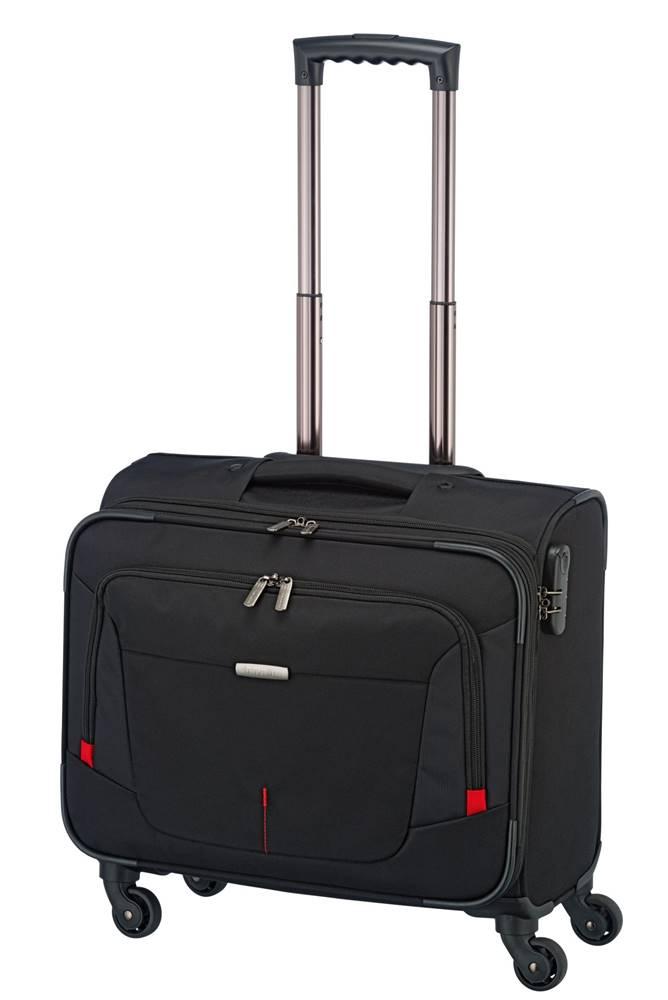 Travelite Travelite @Work 4w Businesswheeler Black