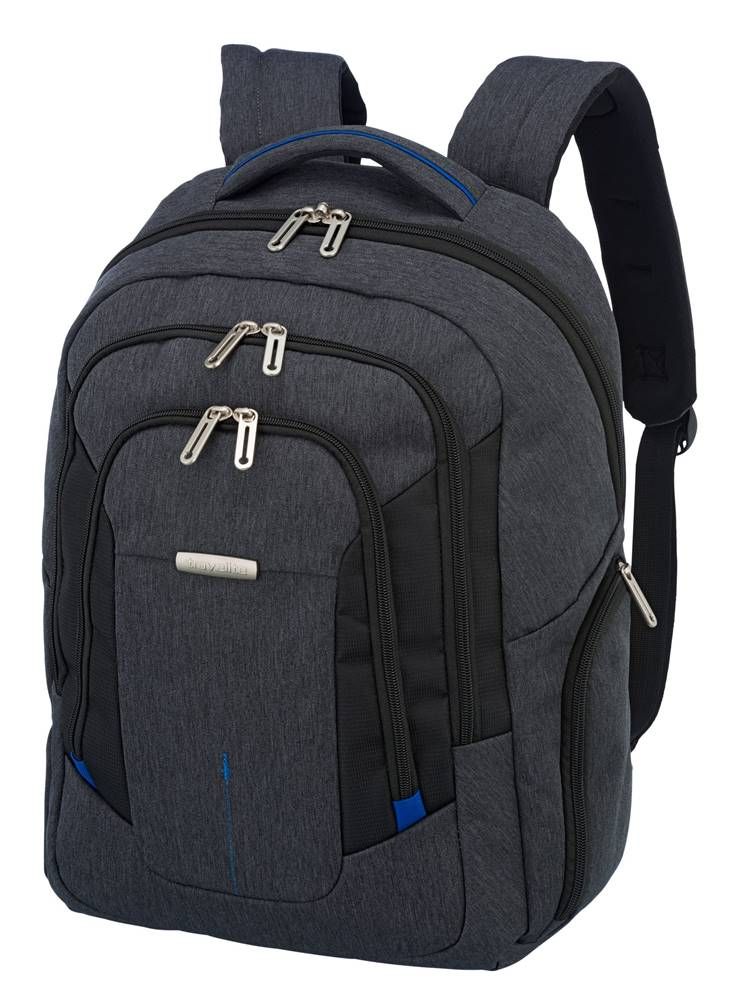 Travelite Travelite @Work Business backpack Anthracite