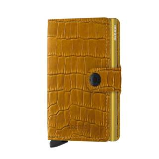 Secrid Miniwallet Cleo Ochre-Brown