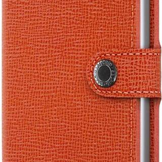 Secrid Miniwallet Crisple Orange