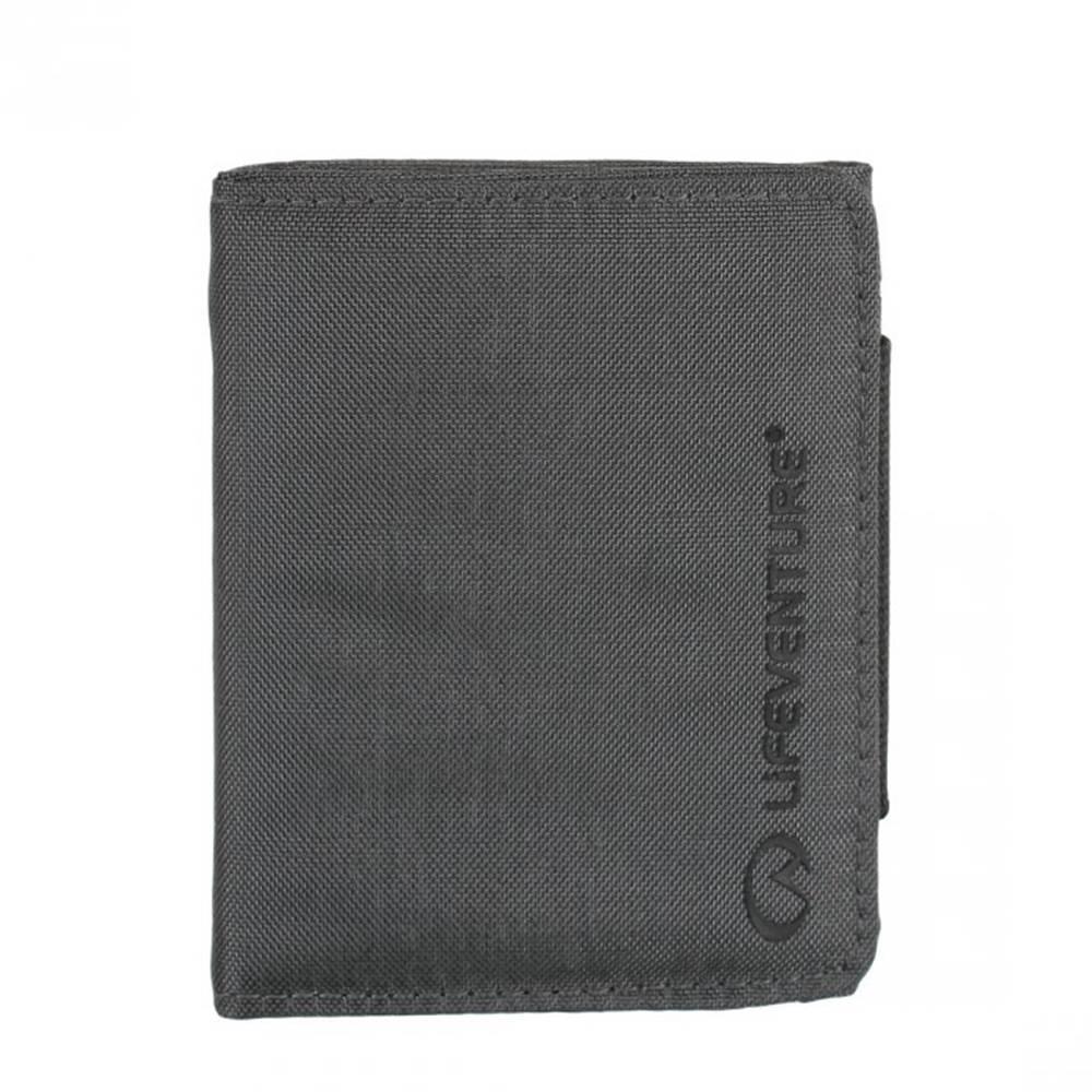 Lifeventure Lifeventure RFiD Wallet Grey