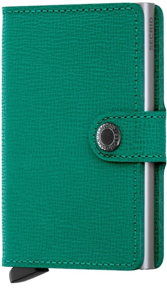 Secrid Secrid Miniwallet Crisple Emerald