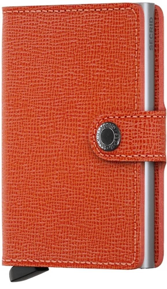 Secrid Secrid Miniwallet Crisple Orange