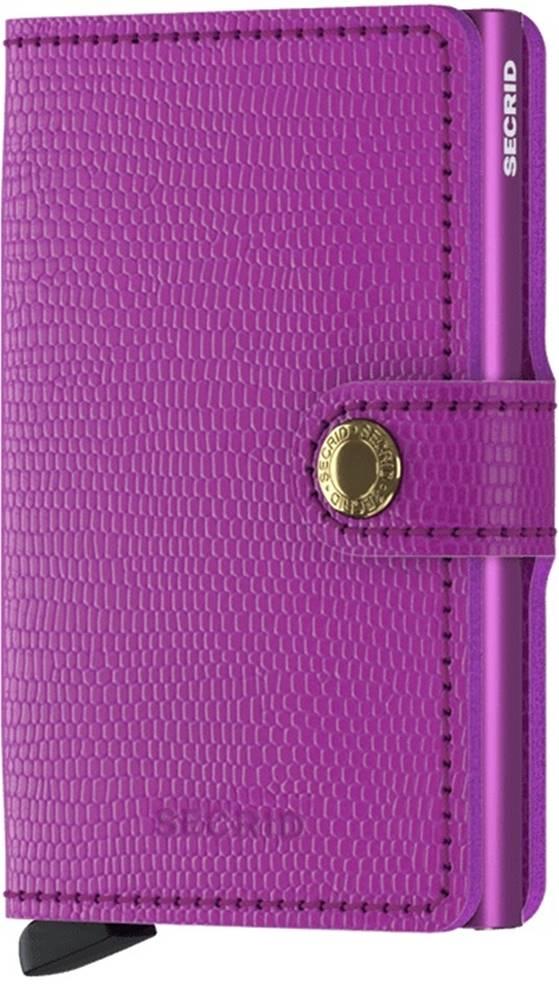 Secrid Secrid Miniwallet Rango Violet-Violet