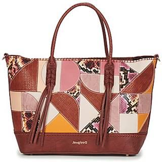 Veľká nákupná taška/Nákupná taška Desigual  AYAX HOLBOX