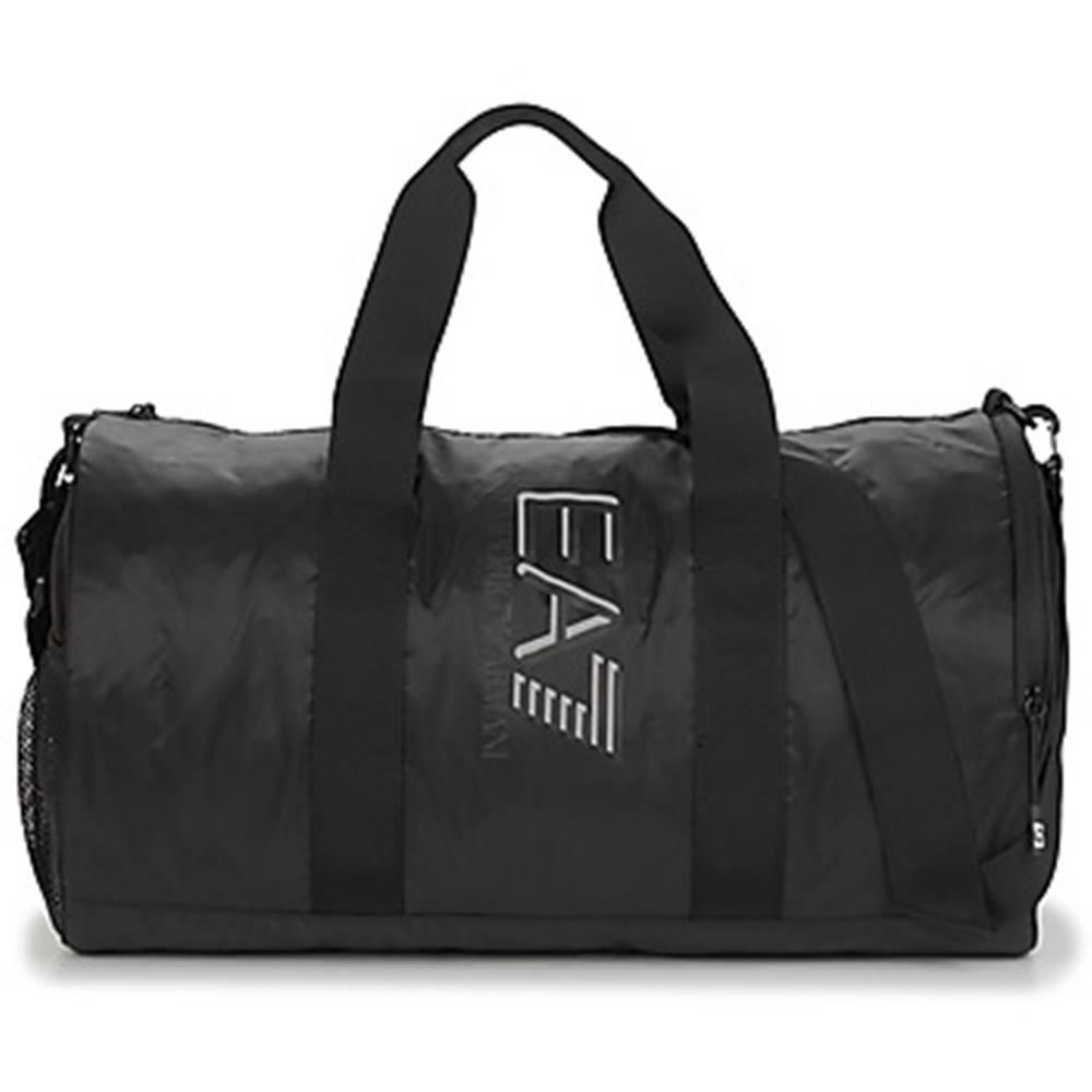 Emporio Armani EA7 Športové tašky Emporio Armani EA7  TRAIN VISIBILITY M GYM BAG