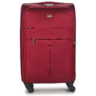 Pružné cestovné kufre David Jones  JAVESKA 76L