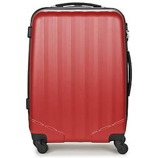 Pevné cestovné kufre David Jones  CHAUVETTA 69L