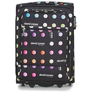 Pružné cestovné kufre David Jones  CASILO 41L