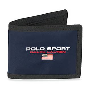 Peňaženky Polo Ralph Lauren  SPRT BLLFLD-WALLET-NYLON
