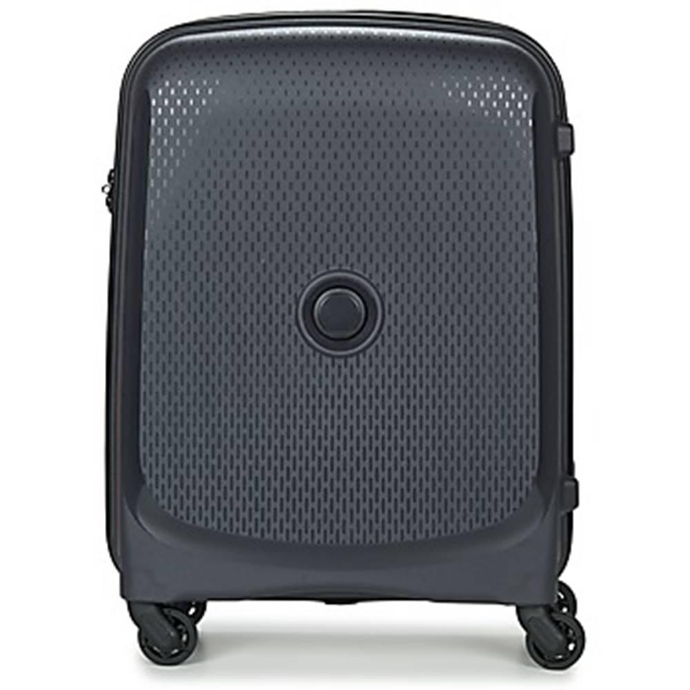 Delsey Pevné cestovné kufre Delsey  BELMONT CAB SLIM 4R 55CM