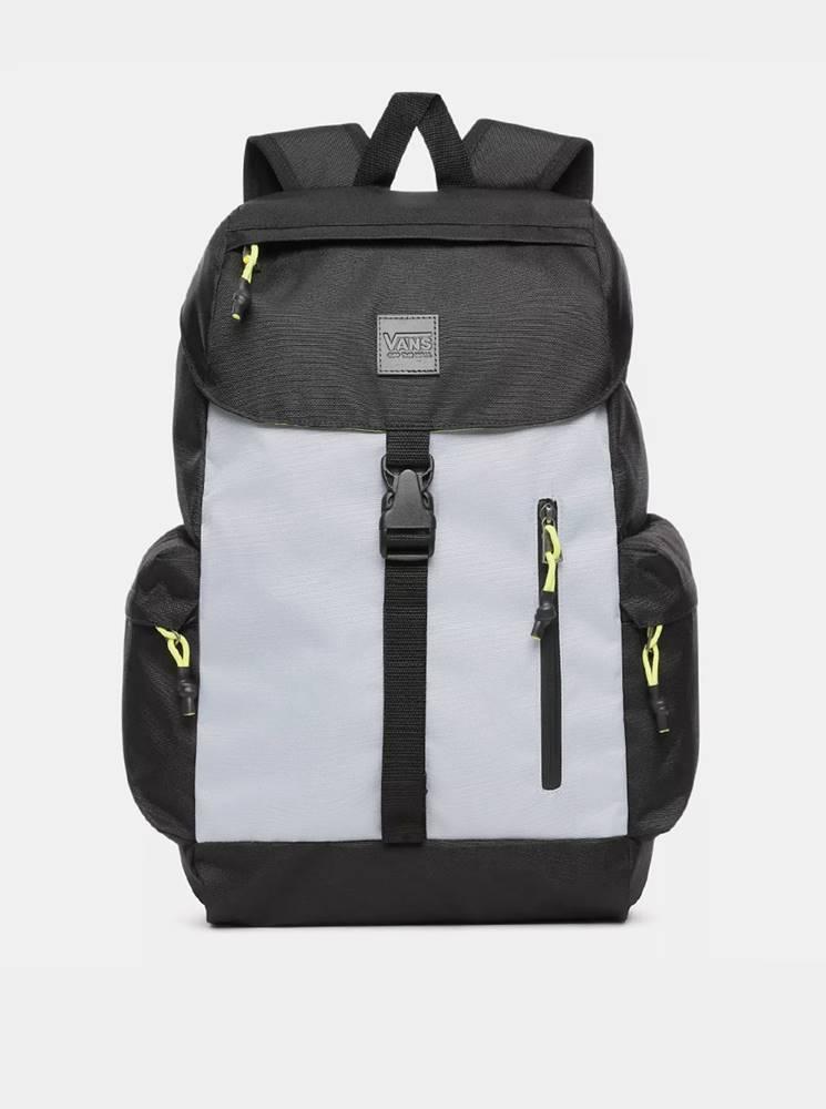 Vans Modro-čierny batoh VANS