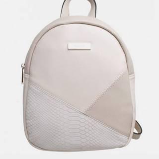 Béžový batoh Bessie London