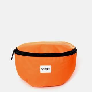 Oranžová ľadvinka Spiral
