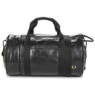 Športové tašky Fred Perry  TONAL BARREL BAG