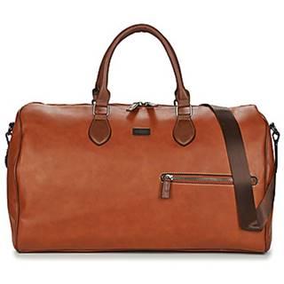 Cestovné tašky David Jones  CM5148-COGNAC