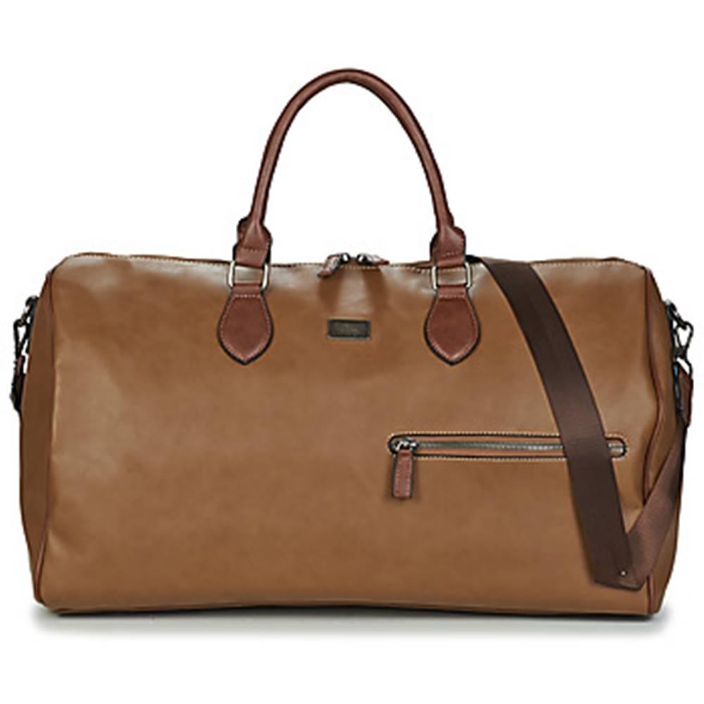 David Jones Cestovné tašky David Jones  CM5148-TAUPE
