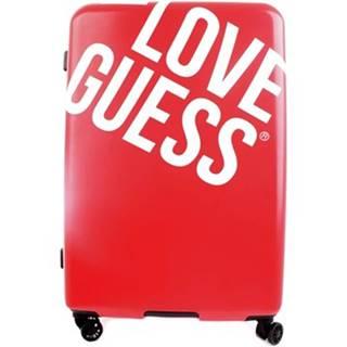 Pevné cestovné kufre Guess  TWG75869880
