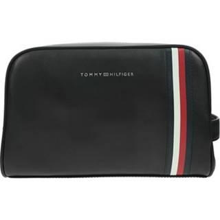 Tašky Tommy Hilfiger  Fine Leather Washbag