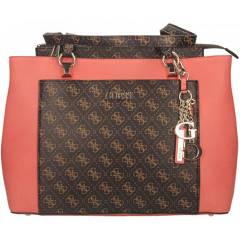 Guess Veľká nákupná taška/Nákupná taška Guess  CAMY GIRLFRIEND CARRYALL